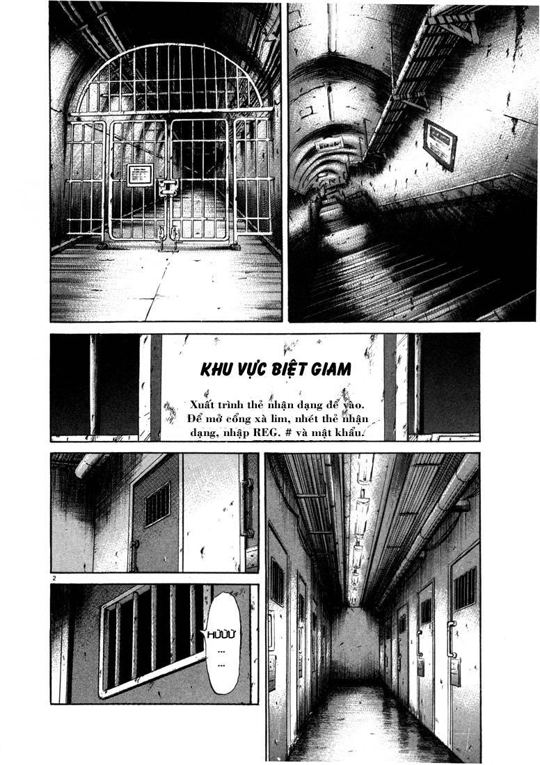 20th Century Boys chapter 58 trang 5