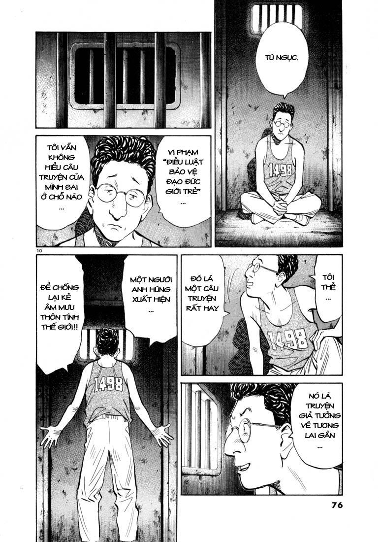 20th Century Boys chapter 58 trang 21