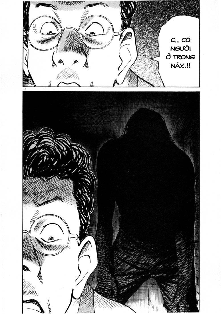 20th Century Boys chapter 58 trang 37