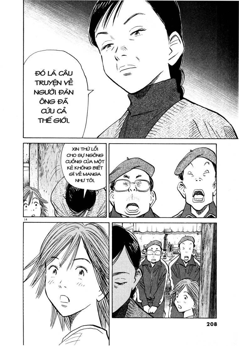 20th Century Boys chapter 54 trang 29