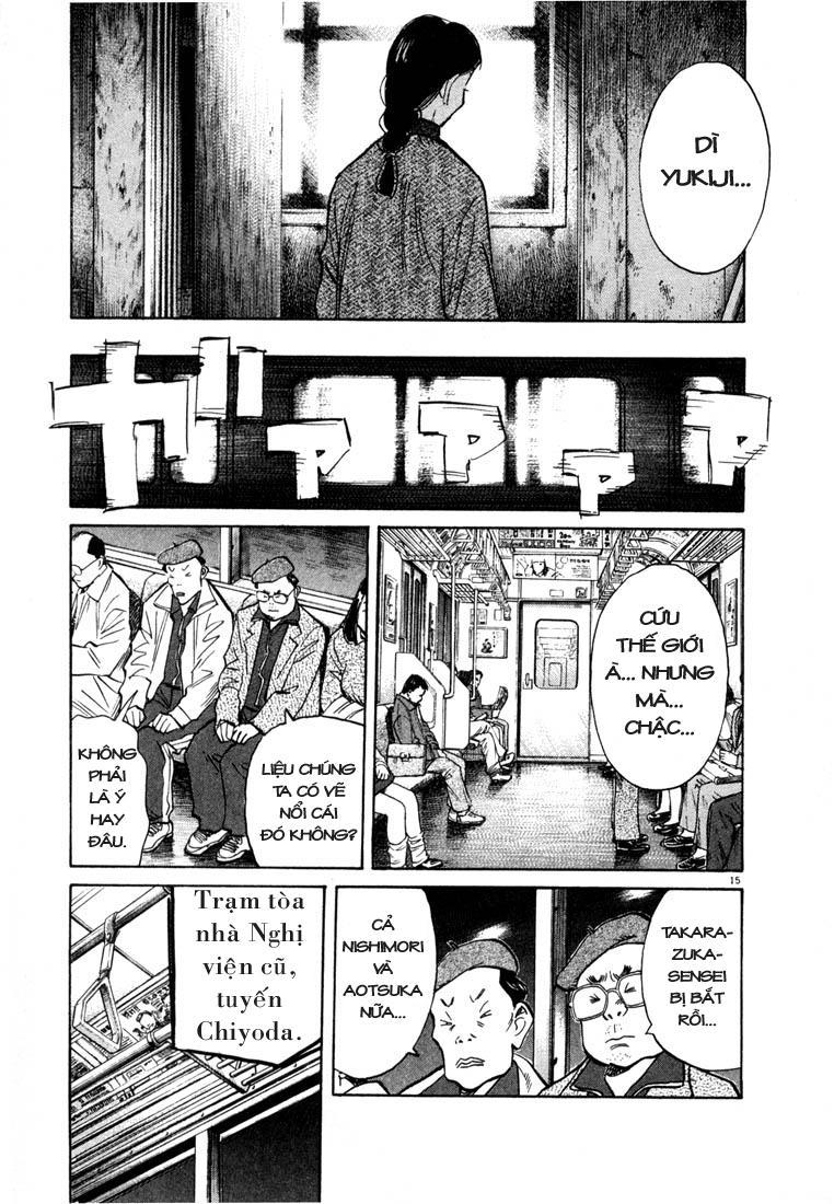 20th Century Boys chapter 54 trang 31