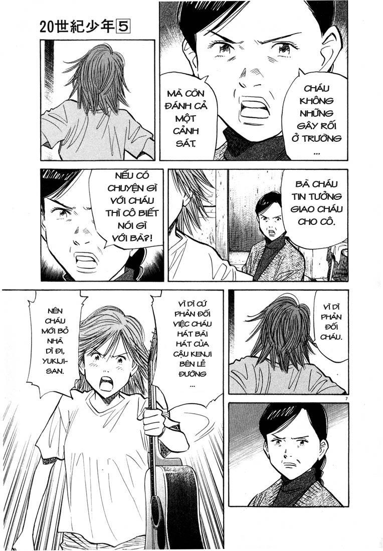 20th Century Boys chapter 54 trang 15