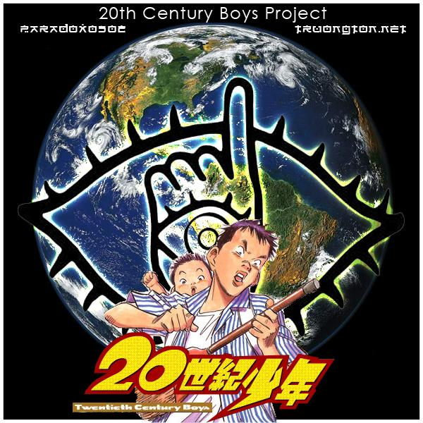 20th Century Boys chapter 50 trang 1