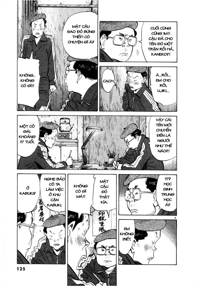 20th Century Boys chapter 50 trang 21