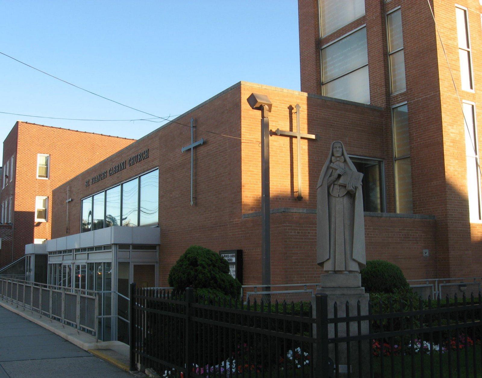 Brooklyn Catholic St Frances Cabrini Dyker Heights