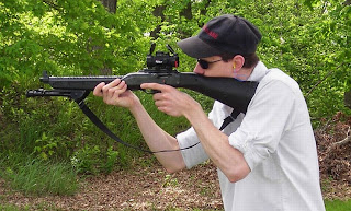 The Houndstooth Kid: Firearms: the Hi-point 995 9mm carbine