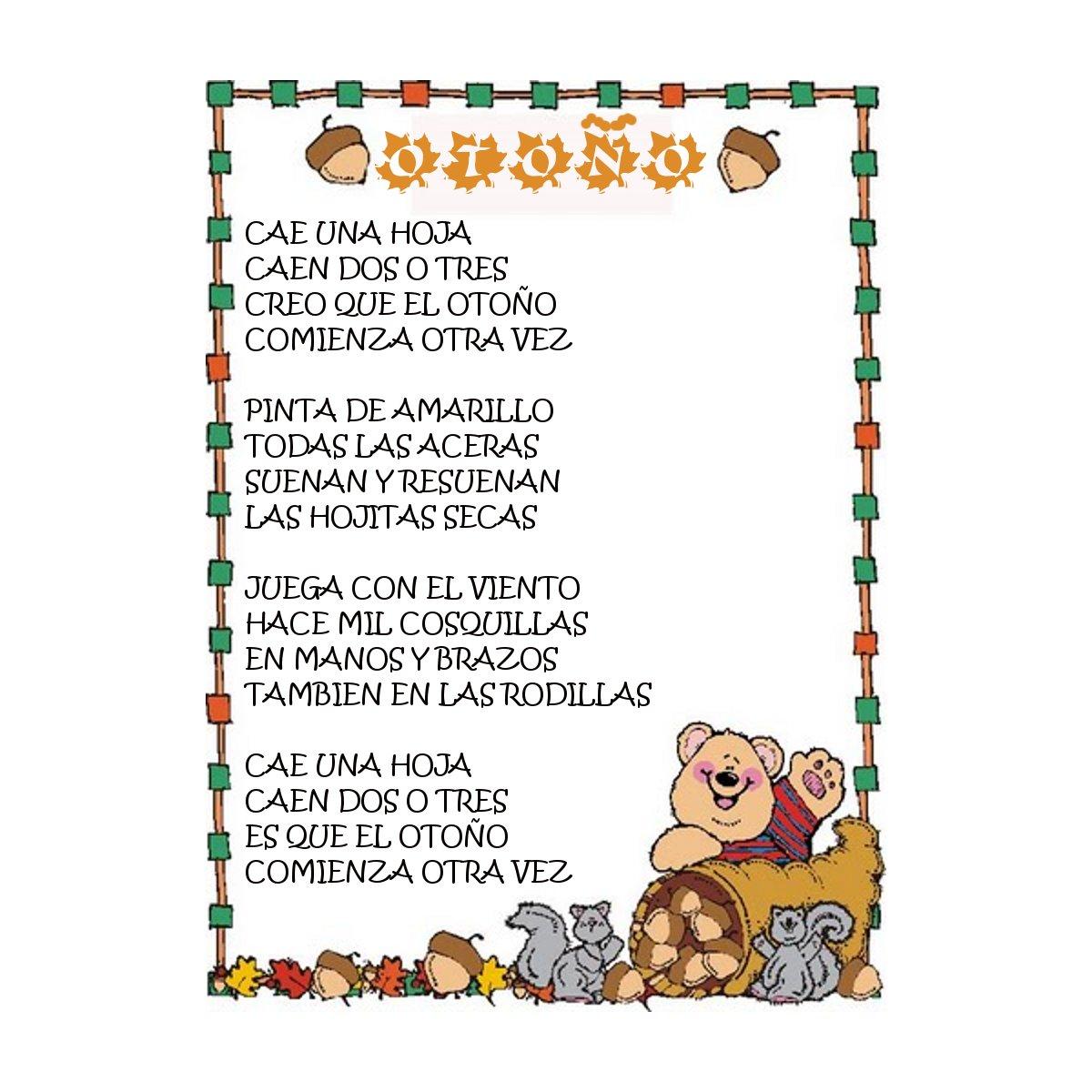 ESOS LOCOS BAJITOS DE INFANTIL MAS COSAS DE OTOO