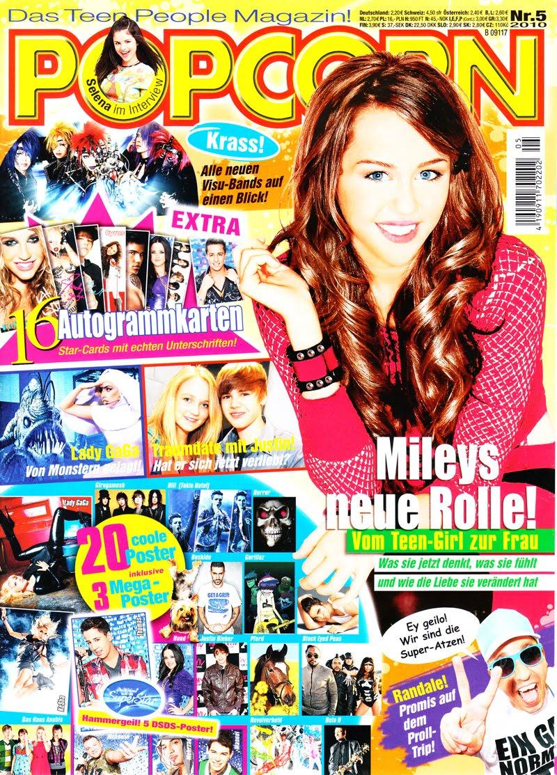 portadas de revistas internacionales justin bieber