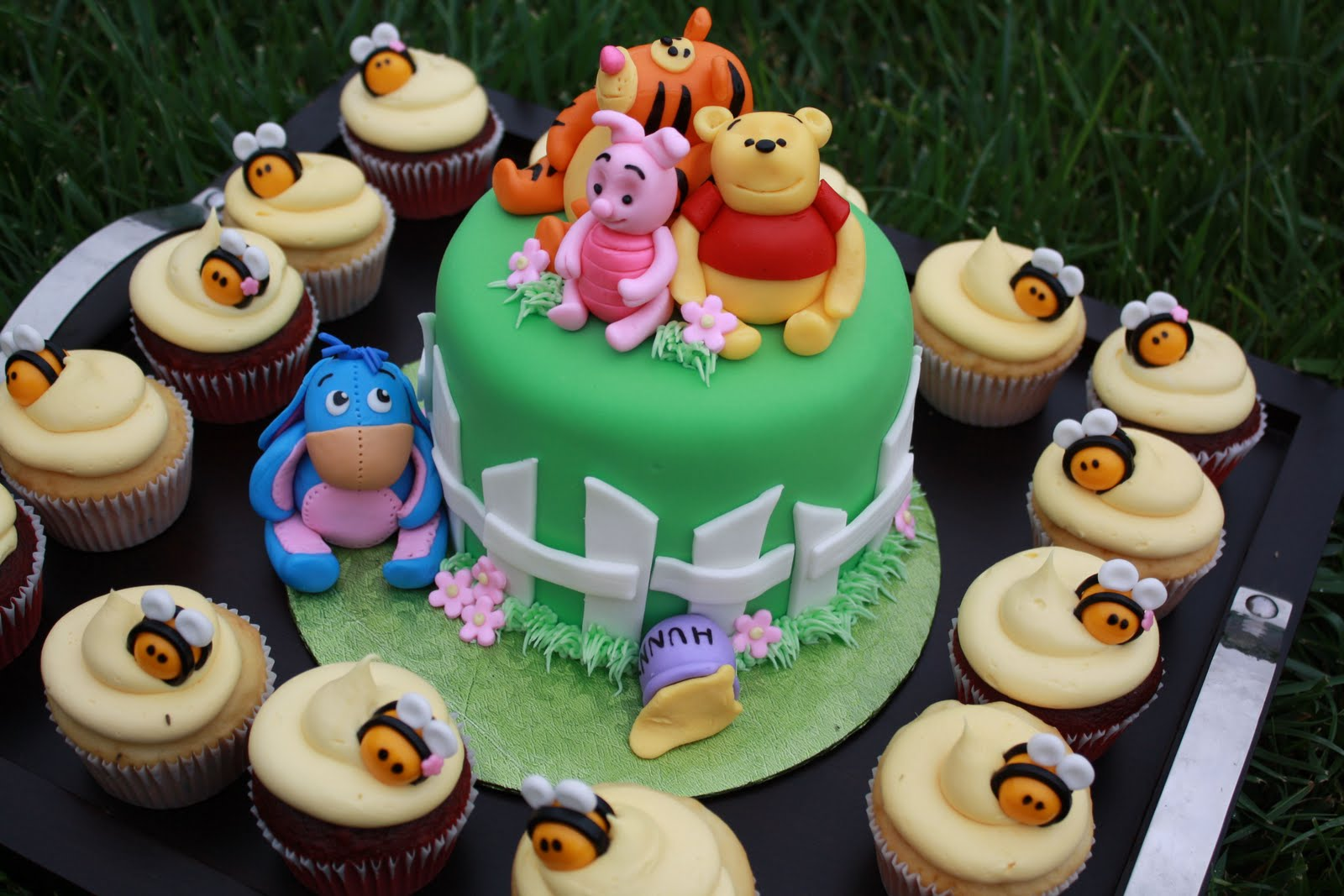 For The Love Of Sugar Winnie The Pooh