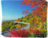 Biking in the Smoky Mountains
