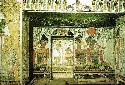 Todo Arte: PINTURA EGIPCIA