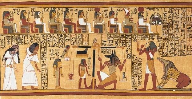 Todo Arte Pintura Egipcia