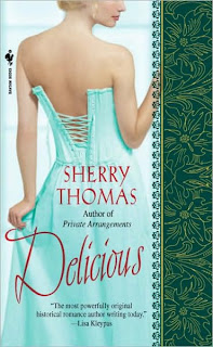 Review: Delicious by Sherry Thomas