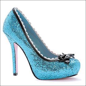 Scalloped Retro Shoes Uk