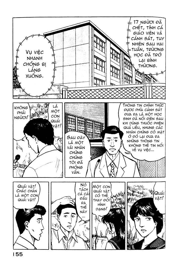 Kiseijuu chương 25: hậu quả trang 7