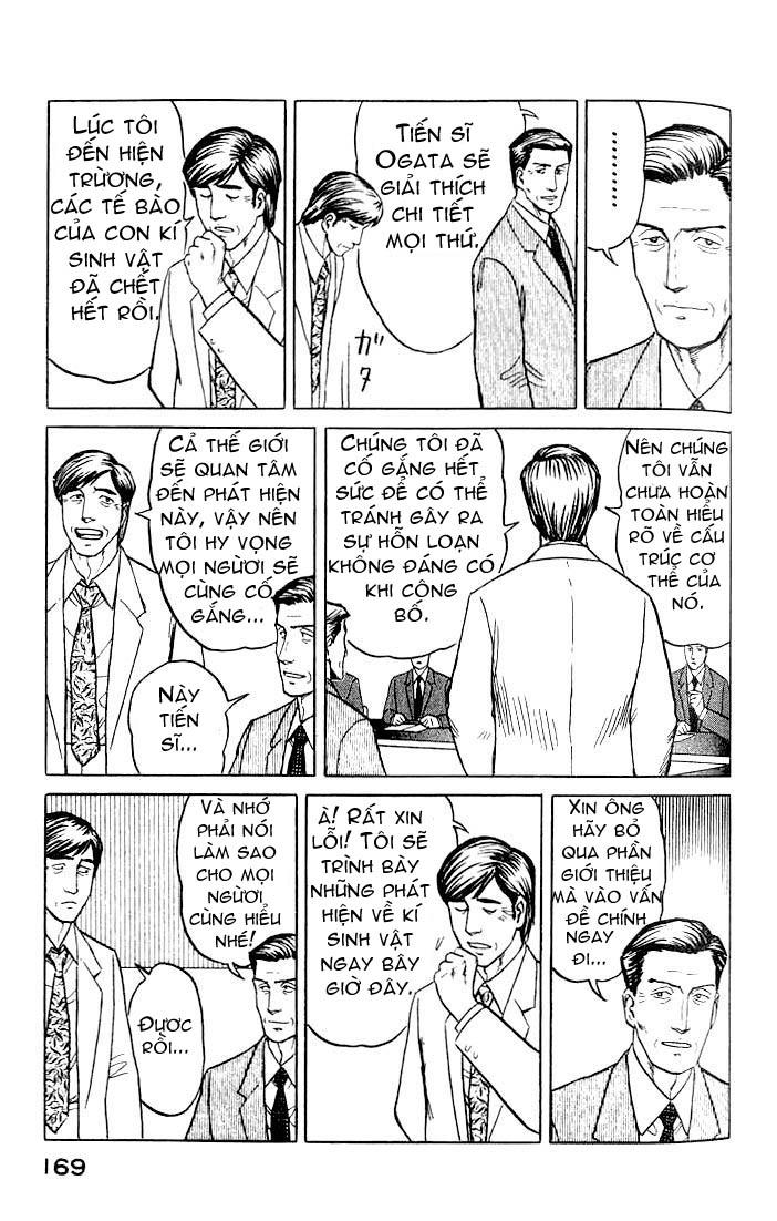 Kiseijuu chương 25: hậu quả trang 21
