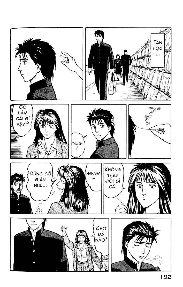 Kiseijuu chương 26: giấc mơ thiếu nữ trang 17