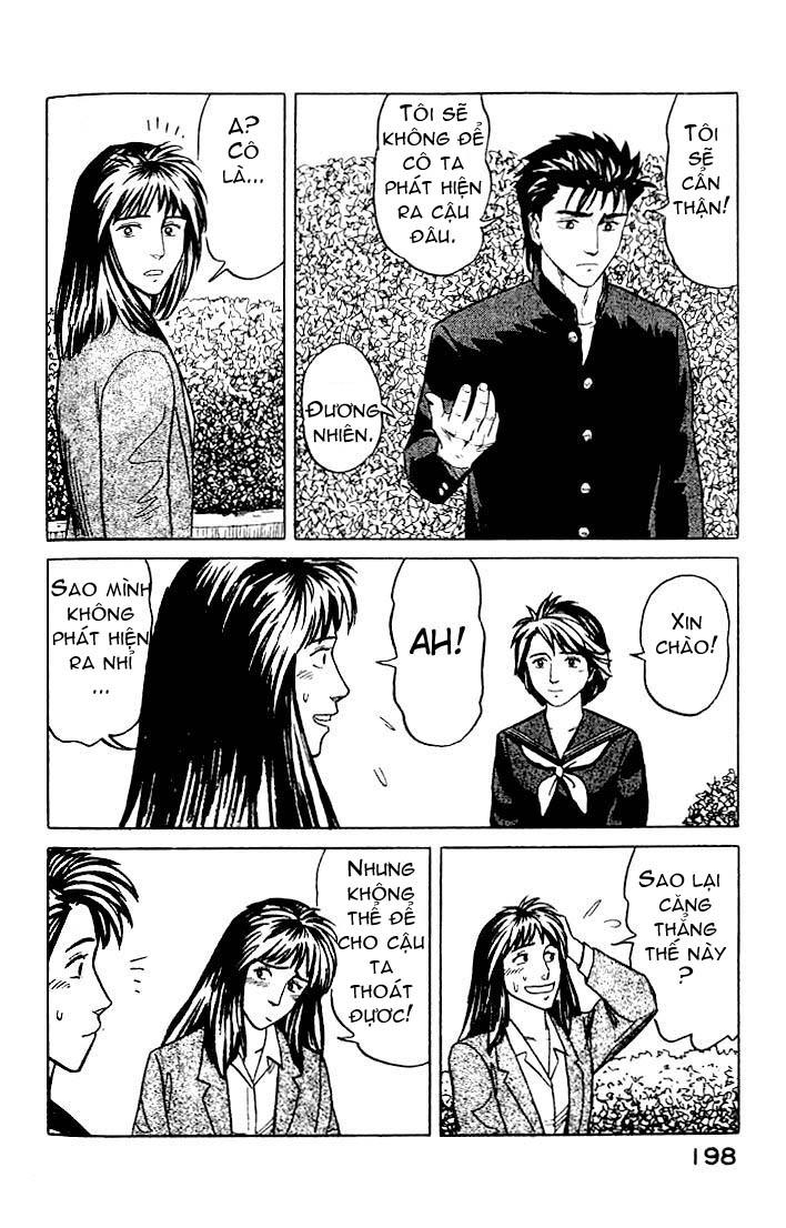 Kiseijuu chương 26: giấc mơ thiếu nữ trang 23