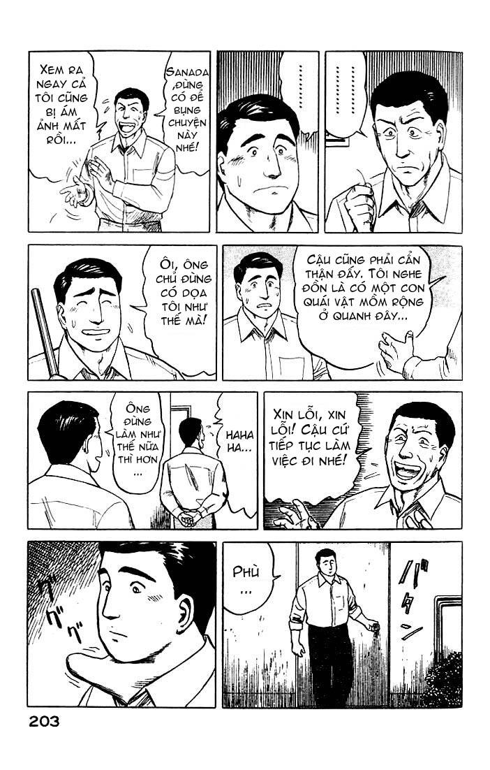Kiseijuu chương 26: giấc mơ thiếu nữ trang 28