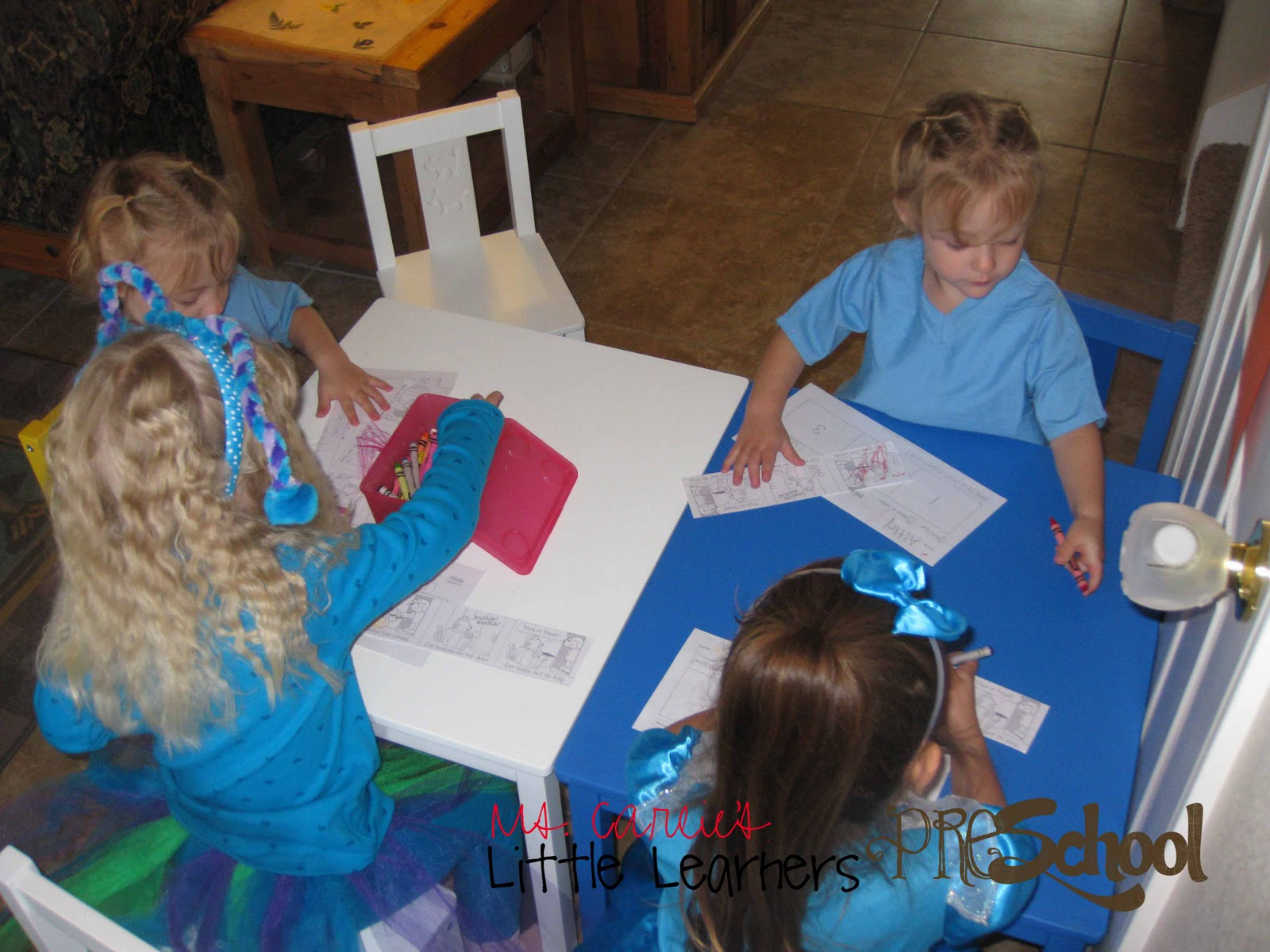 Ms Carlie S Little Learners Preschool October Week Four
