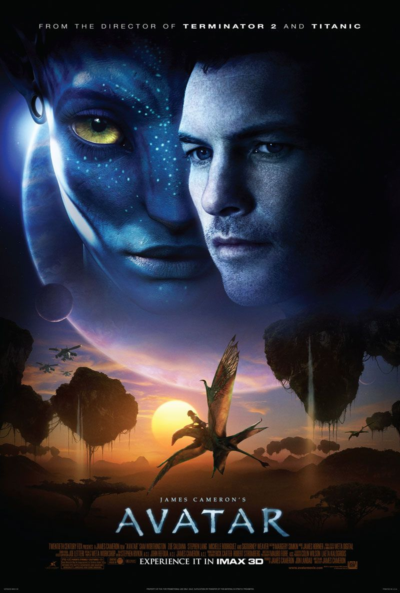 Avatar screenplay