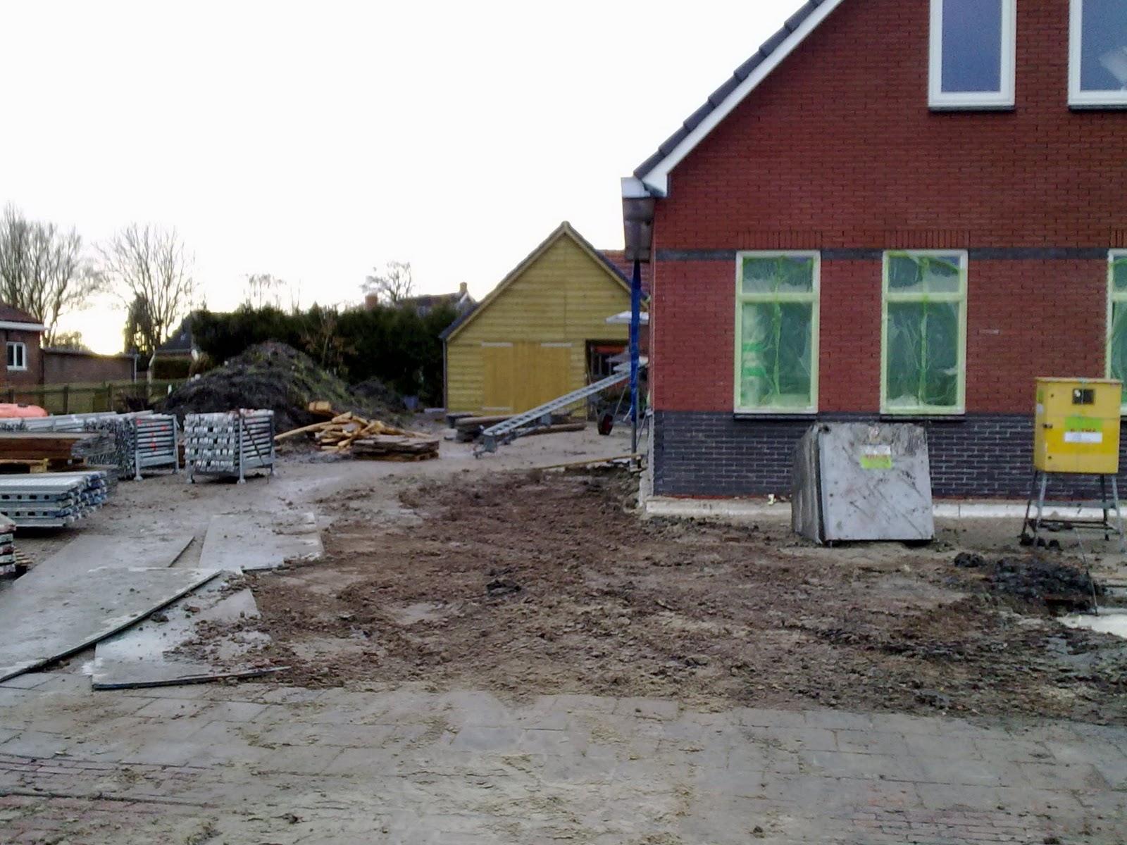 Nieuwbouw Thea Vadan Bb Kröddeburen Nutsaansluitingen