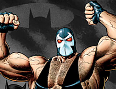 Bane vs Batman - Batman 3 Film - Dark Knight Rises Film