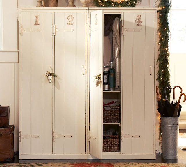 How To Build Wood Lockers