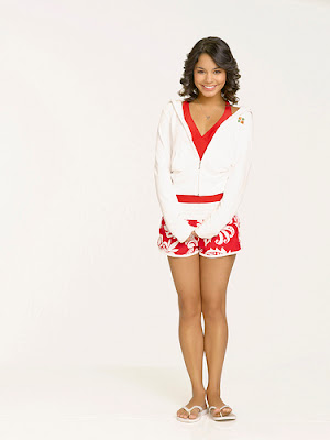 fd98d0c394b bucakra  High School Musical 2 stars Vanessa Hudgens as Gabriella Montez
