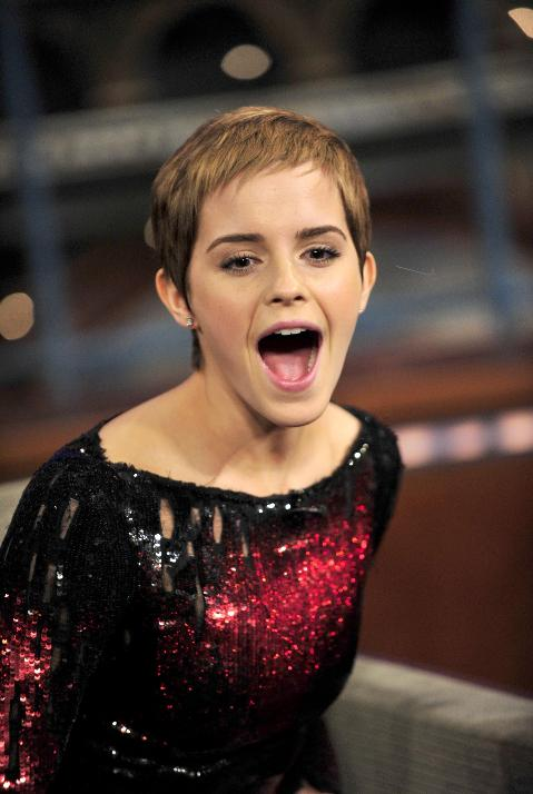 emma watson open mouth.JPG « Best Of hollywood and ...