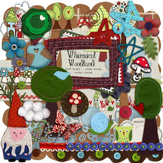 Whimsy Owl Way Wonderfully Whimsical Woodlands
