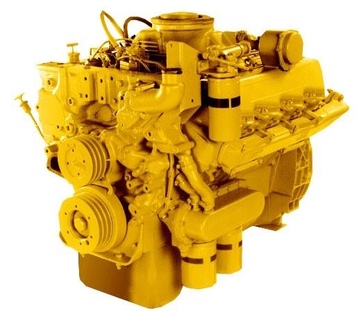 Caterpillar Equipment Caterpillar 3208 Ta Marine Engines