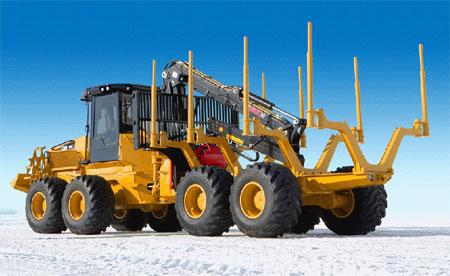 CAT 584 Forwarder