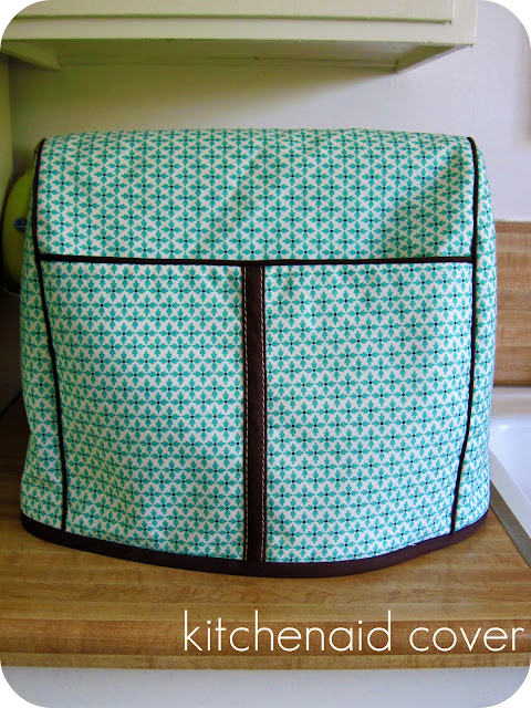 Custom KitchenAid Mixer featured by top US life and style blog, DYNES DESIGNS: kitchenAid mixer cover