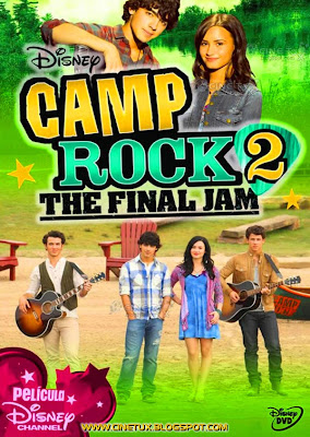 Camp Rock 2 – DVDRIP LATINO