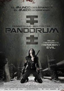Pandorum – DVDRIP LATINO