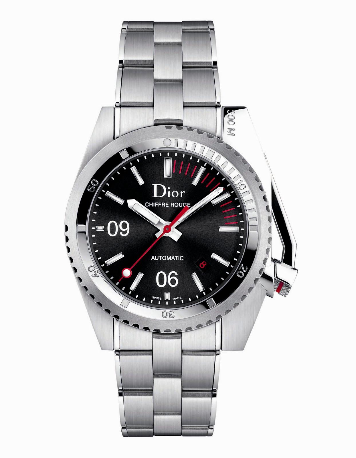 79d66076c97 Madame Excêntrica  Lançamento de relógio Dior é opção de presente ...