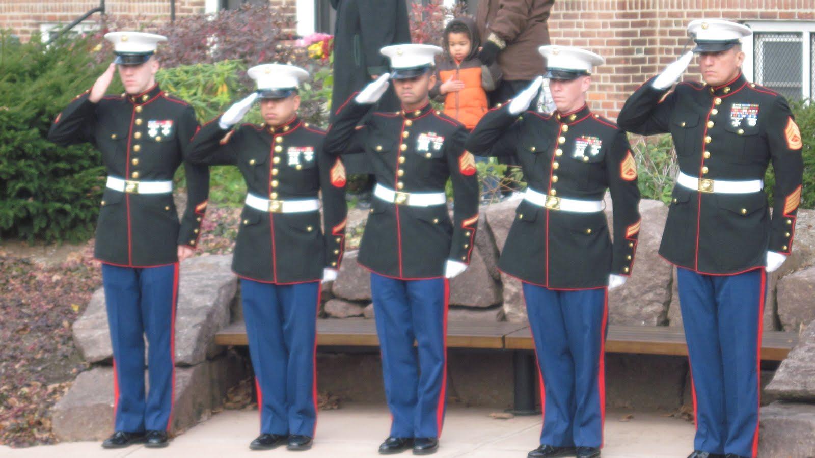Second Grade Friends Veterans Day Remember