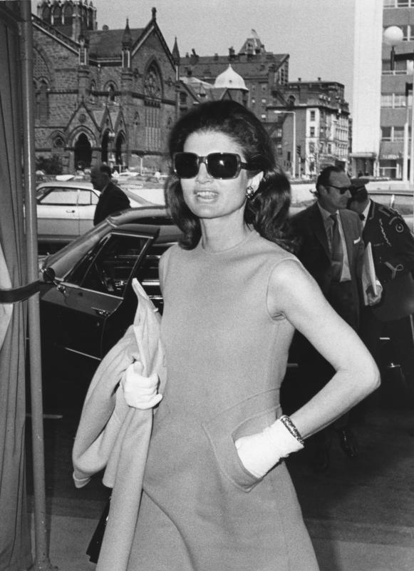 Jackie Kennedy Fashion: Leoarcady: {Muse} Jacqueline Kennedy