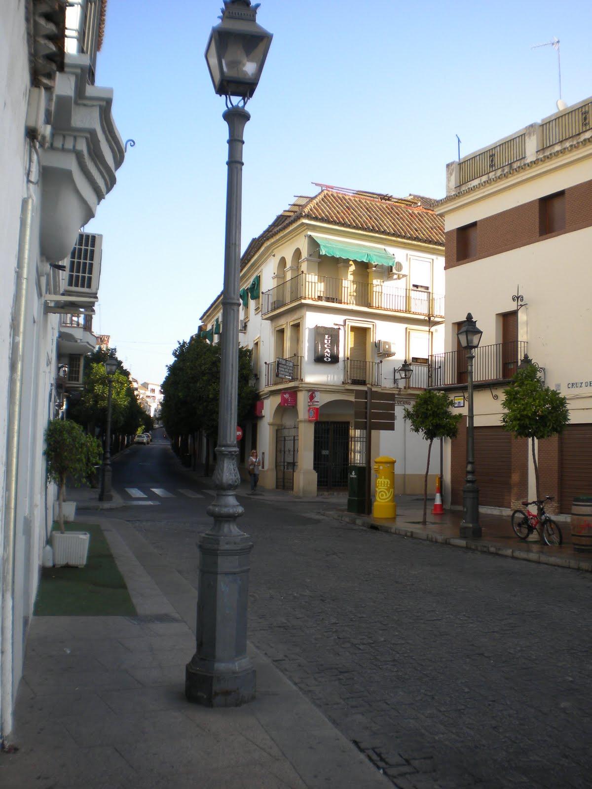 Cordoba  Encrucijada De Culturas  Historia De La Cruz Del