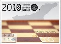 Cartel del Campeonato de España Absoluto de Ajedrez 2010