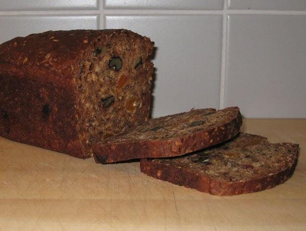 enkelt filmjölksbröd utan bikarbonat