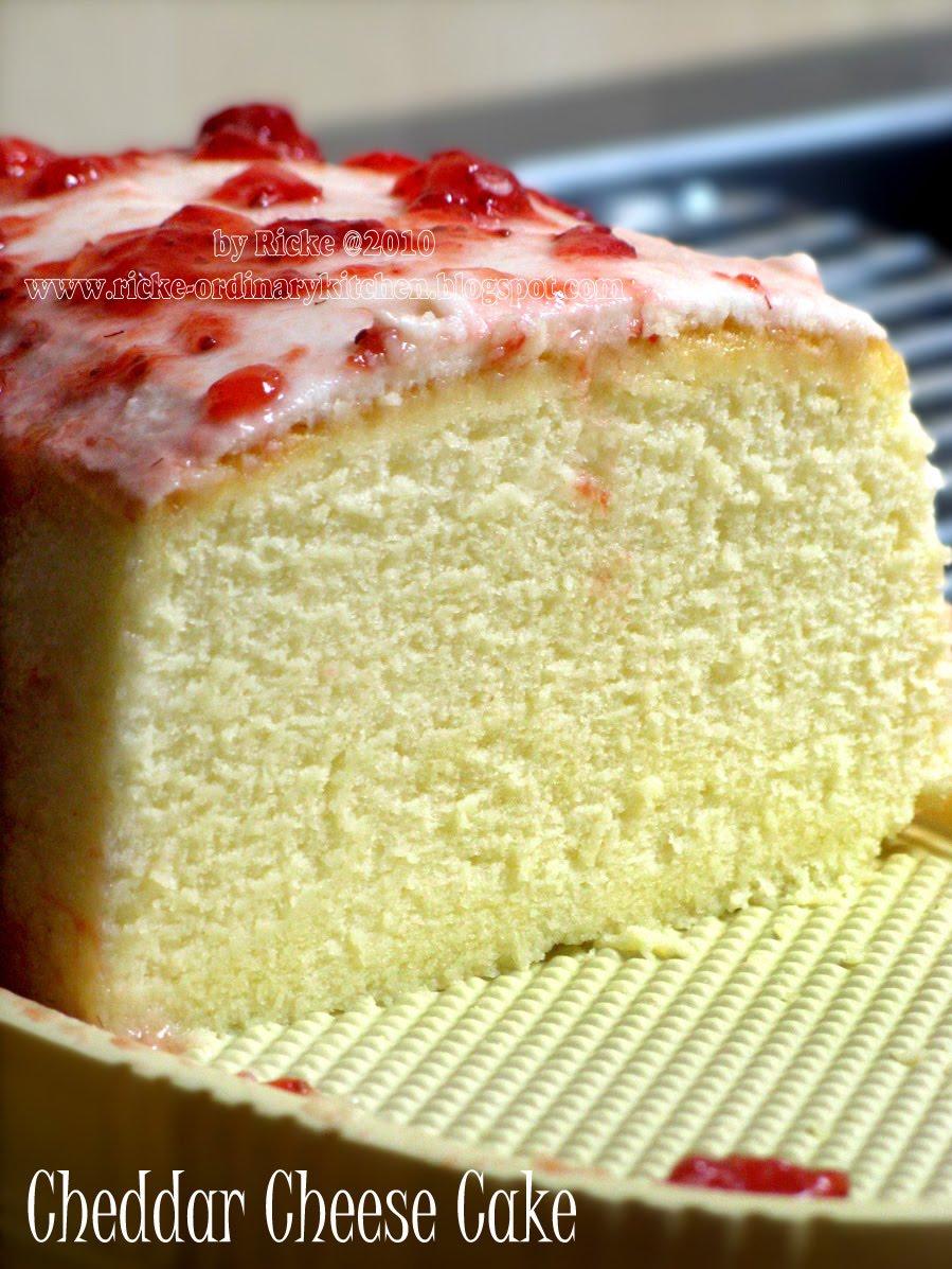Cheddar Cheese Cake Ccc Buat Yang