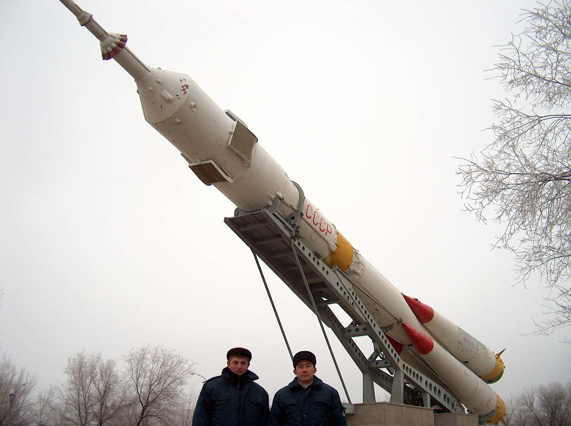 actual space rocket - photo #47