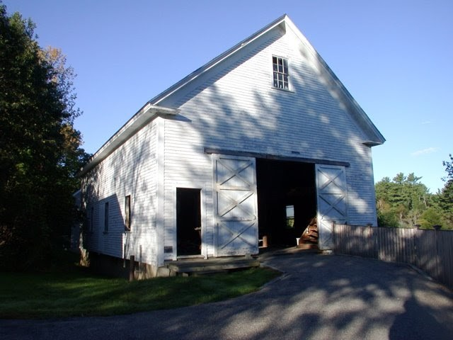 Dover Projects Barn Foundation Repair