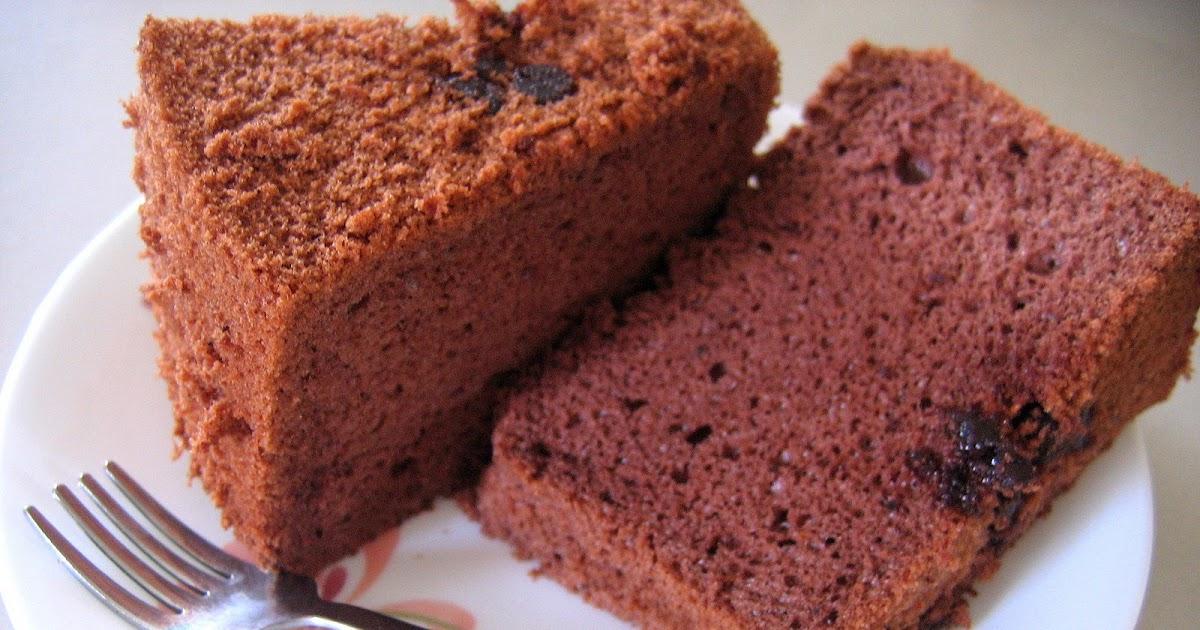 Chocolate Cake Chemical Property