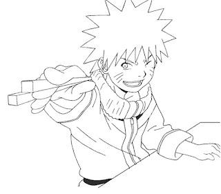 Imagenes Naruto Naruto Imágenes Para Colorear I