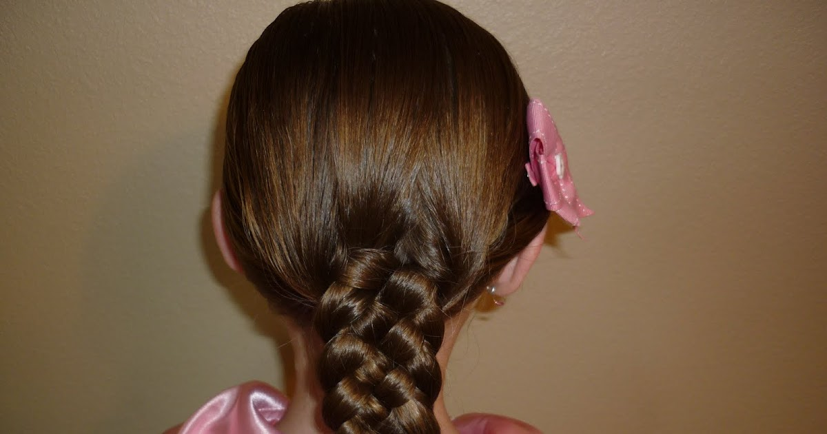 5 Strand Braid Video  Hairstyles For Girls  Princess Hairstyles