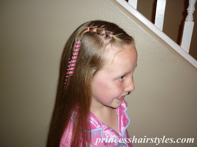 hair holders hairstyle