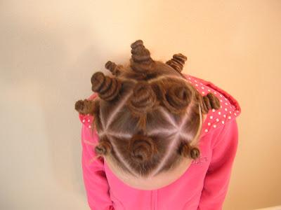 Hairstyles For Girls Bantu Knots Zulu Knots African